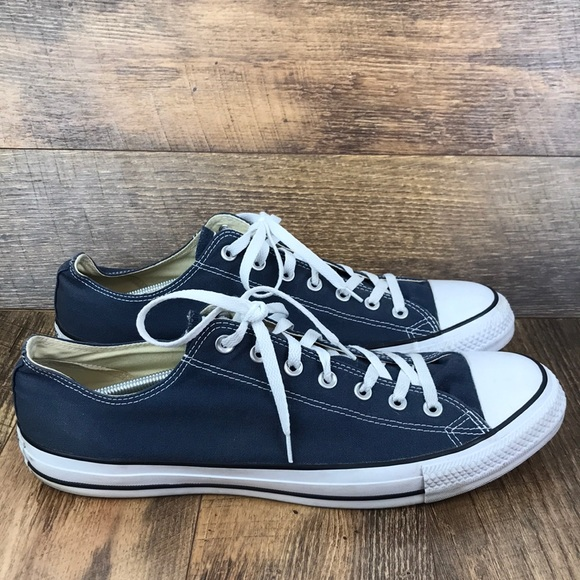 Converse All Star Blue Sneaker Size 14